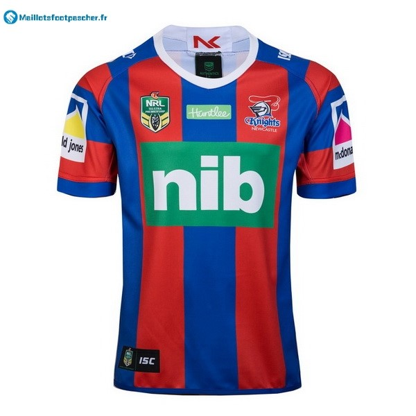 Maillot Rugby Pas Cher Newcastle Knights Domicile 2018 Rouge