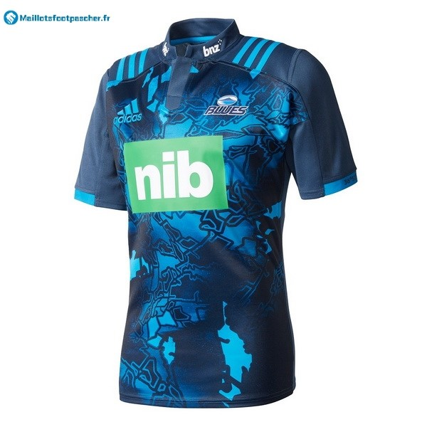 Maillot Rugby Pas Cher Blues 2017 2018 Bleu