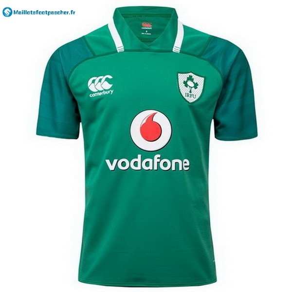Maillot Rugby Pas Cher Irlande Domicile 2018 Vert