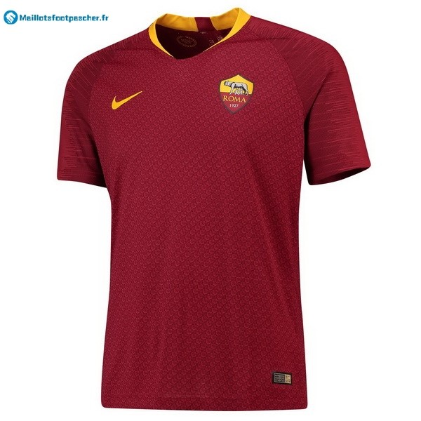 Maillot Foot Pas Cher As Roma Domicile 2018 2019 Rouge