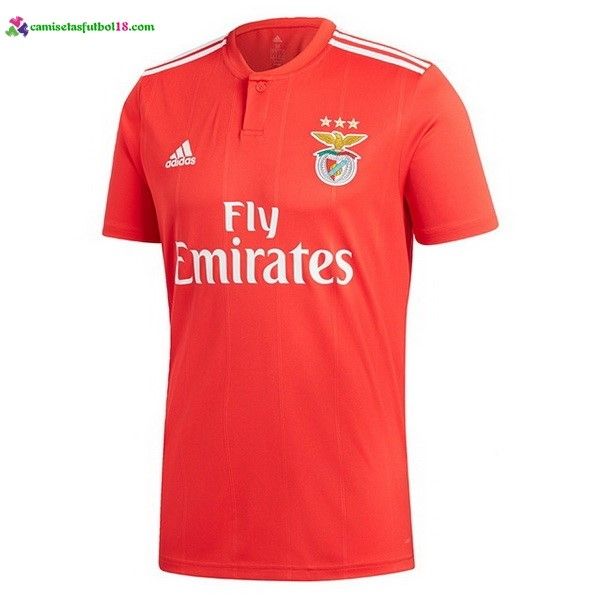 Maillot Foot Pas Cher Benfica Domicile 2018 2019 Rouge