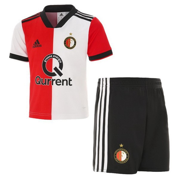 Maillot Foot Pas Cher Feyenoord Rotterdam Domicile Enfant 2018 2019 Rouge