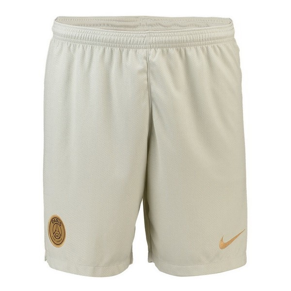 Pantalon Foot Pas Cher Paris Saint Germain Exterieur 2018 2019 Blanc