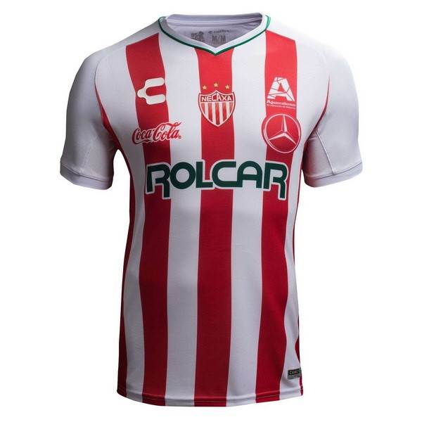 Maillot Foot Pas Cher Club Necaxa Domicile 2018 2019 Rouge
