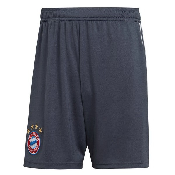 Pantalon Foot Pas Cher Bayern Munich Third 2018 2019 Gris