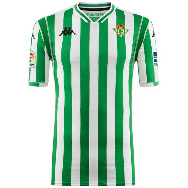 Maillot Foot Pas Cher Real Betis Domicile 2018 2019 Vert
