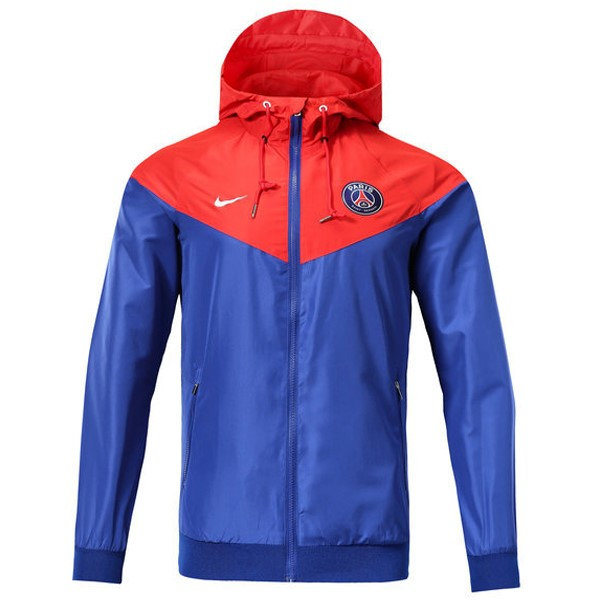 Coupe Vent Foot Pas Cher Paris Saint Germain 2018 2019 Rouge
