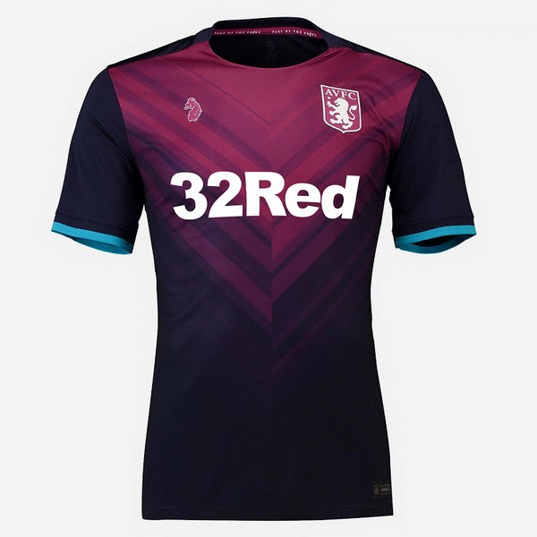 Maillot Foot Pas Cher Aston Villa Third 2018 2019 Rouge