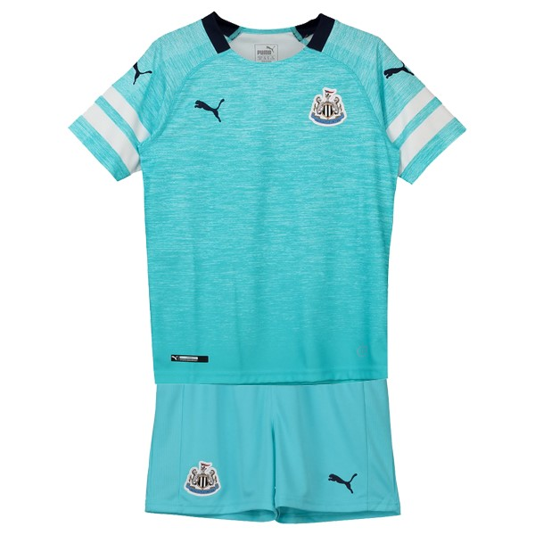 Maillot Foot Pas Cher Newcastle United Third Enfant 2018 2019 Bleu