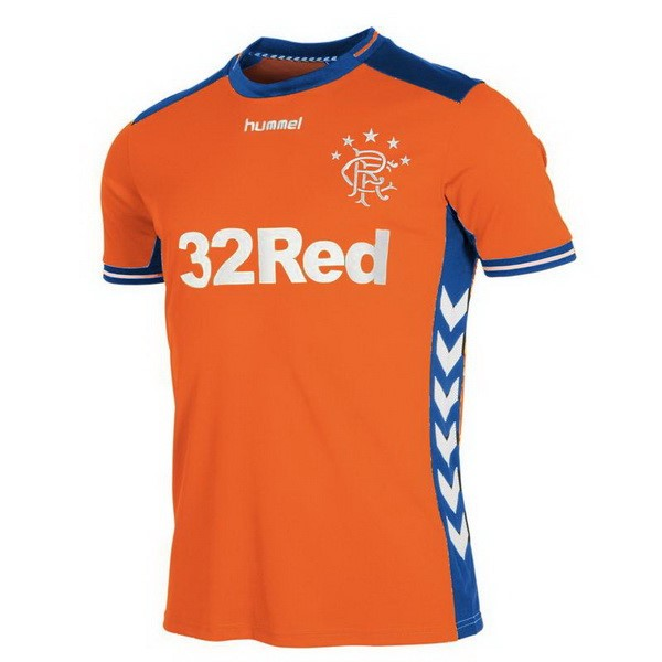 Maillot Foot Pas Cher Rangers Third 2018 2019 Orange
