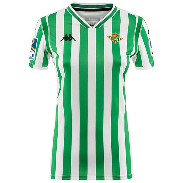 Maillot Foot Pas Cher Real Betis Domicile Femme 2018 2019 Vert