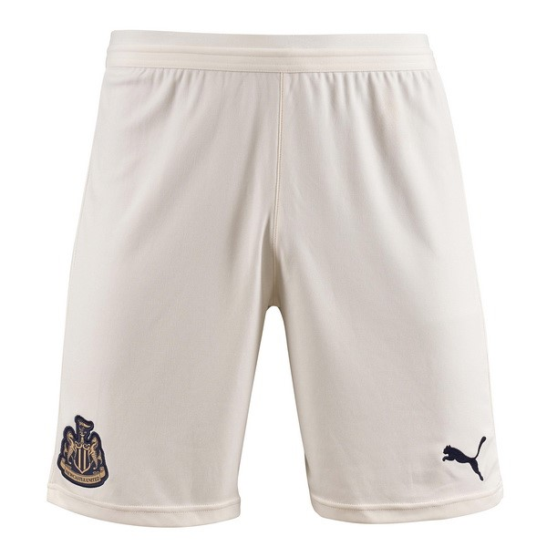 Pantalon Foot Pas Cher Newcastle United Exterieur 2018 2019 Blanc