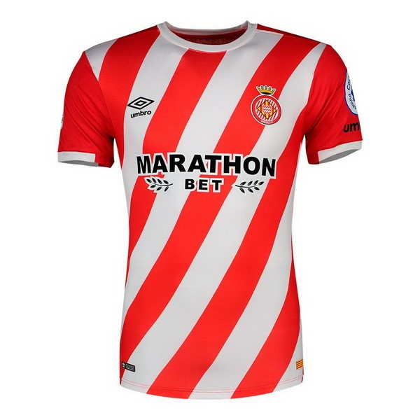 Maillot Foot Pas Cher Girona Domicile 2018 2019 Rouge