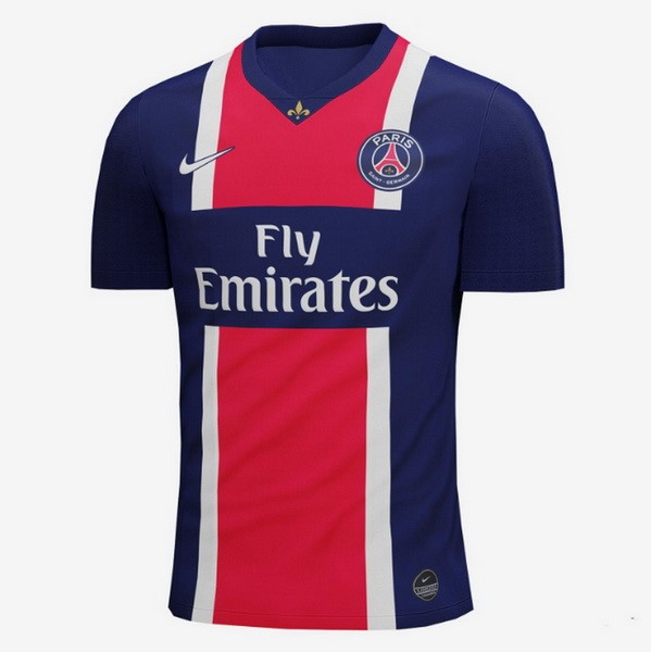 NFL Maillot Foot Pas Cher Paris Saint Germain 2019 2020 Bleu