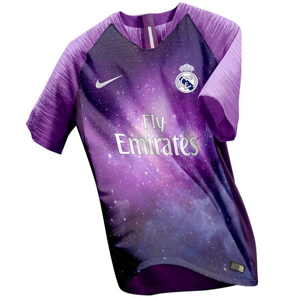 Maillot Foot Pas Cher Real Madrid 2018 2019 Purpura
