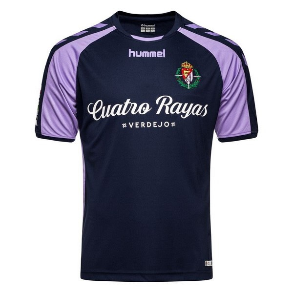 Maillot Foot Pas Cher Real Valladolid Exterieur 2018 2019 Bleu