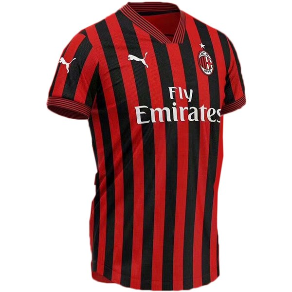 Maillot Foot Pas Cher AC Milan Concept 2019 2020 Rouge