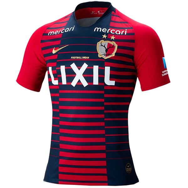 Maillot Foot Pas Cher Kashima Antlers Domicile 2019 2020 Rouge