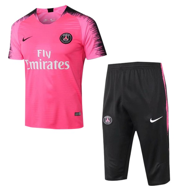 Entrainement Paris Saint Germain Ensemble Complet 2018 2019 Rose