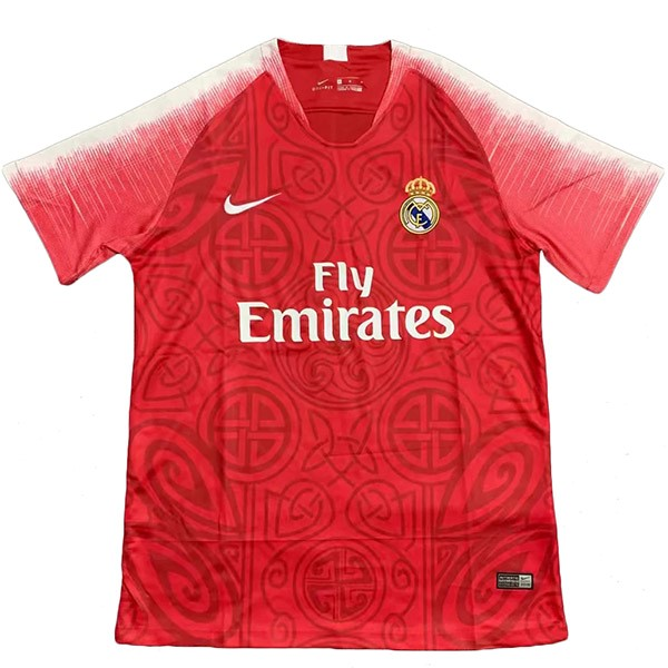 Maillot Foot Pas Cher Real Madrid Concept 2019 2020 Rouge