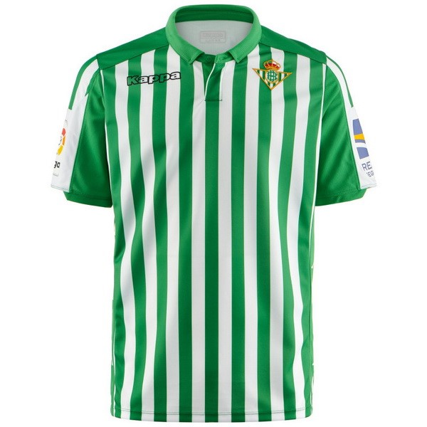 Maillot Foot Pas Cher Real Betis Domicile 2019 2020 Vert
