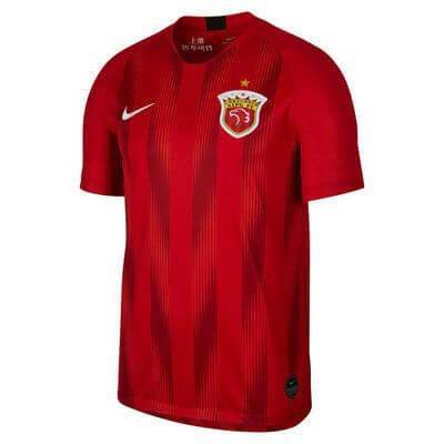 Maillot Foot Pas Cher SIPG Domicile 2019 2020 Rouge