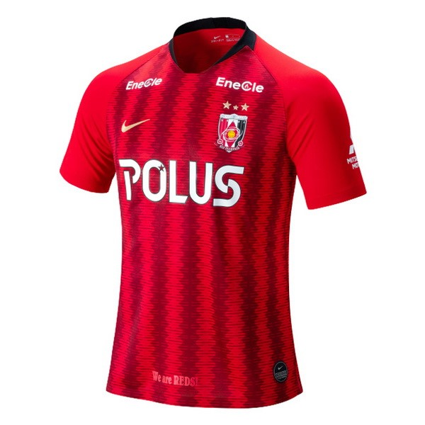 Maillot Foot Pas Cher Urawa Red Diamonds Domicile 2019 2020 Rouge