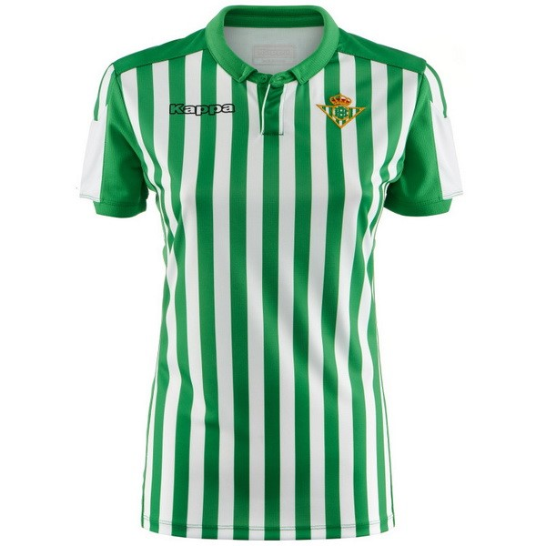 Maillot Foot Pas Cher Real Betis Domicile Femme 2019 2020 Vert