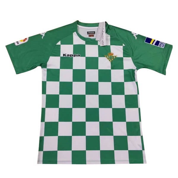 Maillot Foot Pas Cher Real Betis Edition commémorative 2019 2020 Vert