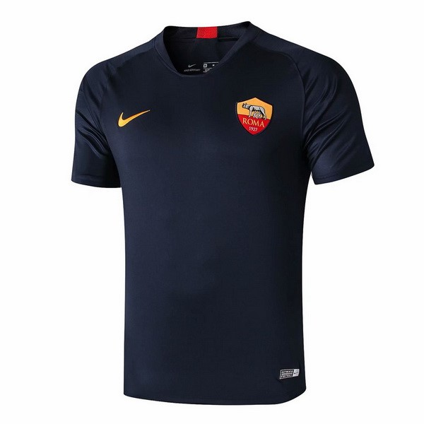 Entrainement AS Roma 2019 2020 Bleu Or