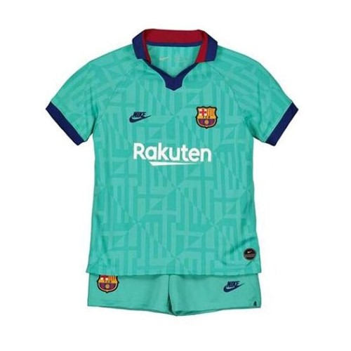 Maillot Foot Pas Cher Barcelona Third Enfant 2019 2020