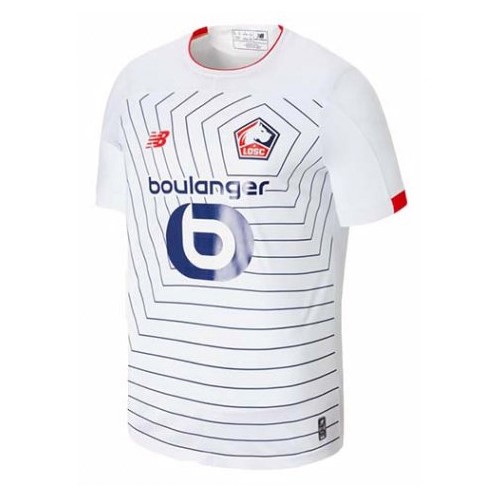 Maillot Foot Pas Cher Lille OSC Third 2019 2020