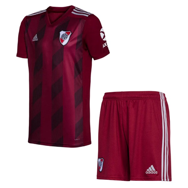 Maillot Foot Pas Cher River Plate Third Enfant 2019 2020 Rouge