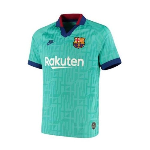 Thailande Maillot Foot Pas Cher Barcelona Third 2019 2020