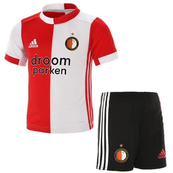 Maillot Foot Pas Cher Feyenoord Rotterdam Domicile Enfant 2019 2020 Rouge
