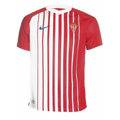 Maillot Foot Pas Cher Sporting Gijon Domicile 2019 2020