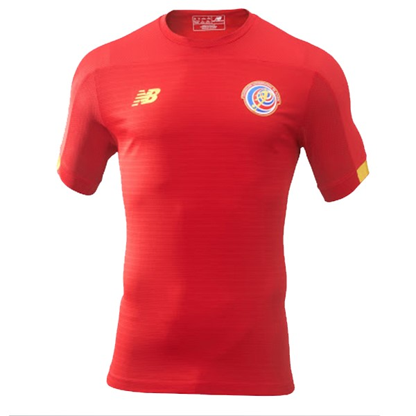 Thailande Maillot Foot Pas Cher Costa Rica Domicile 2019 Rouge