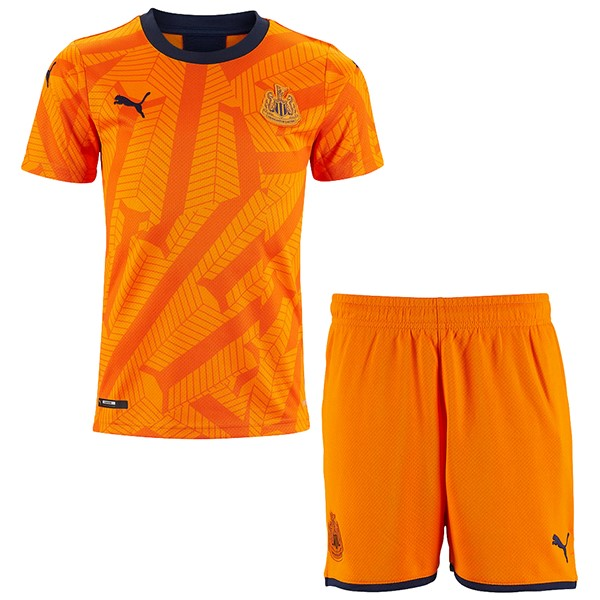 Maillot Foot Pas Cher Newcastle United Third Enfant 2019 2020 Orange