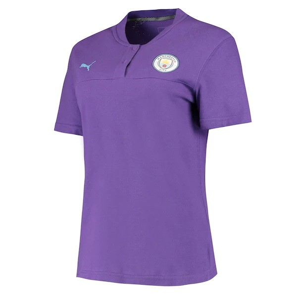 Polo Manchester City 2019 2020 Purpura