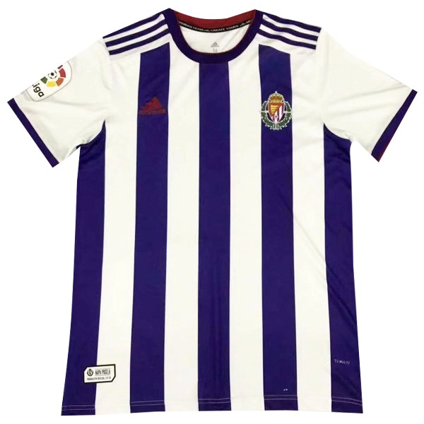 Thailande Maillot Foot Pas Cher Real Valladolid Domicile 2019 2020 Purpura