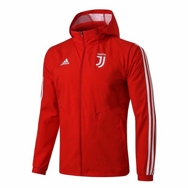 Coupe Vent Juventus 2019 2020 Rouge Blanc