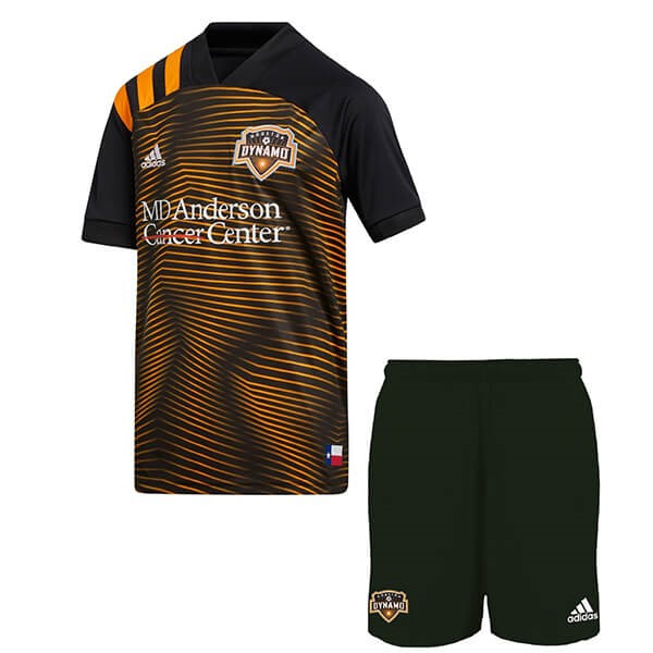 Maillot Foot Pas Cher Houston Dynamo Exterieur Enfant 2020 2021 Orange