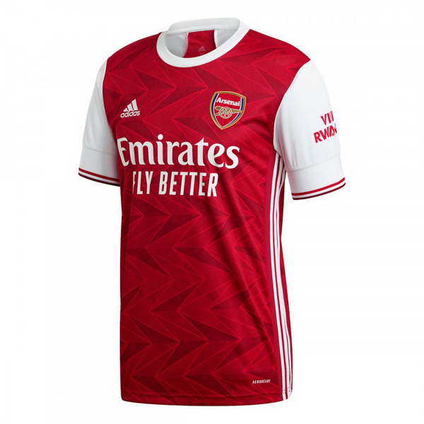 Maillot Foot Pas Cher Arsenal Domicile 2020 2021 Rouge