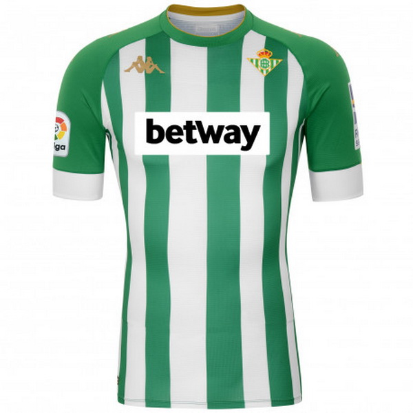 Thailande Maillot Foot Pas Cher Real Betis Domicile 2020 2021 Vert