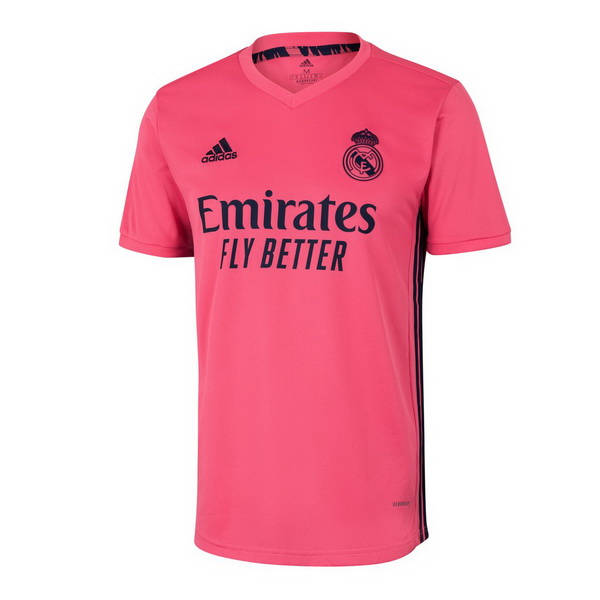 Thailande Maillot Foot Pas Cher Real Madrid Exterieur 2020 2021 Rose