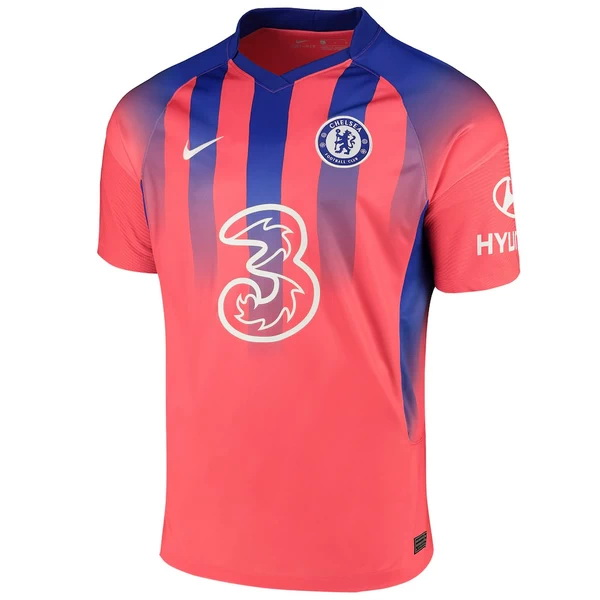 Maillot Foot Pas Cher Chelsea Third 2020 2021 Orange
