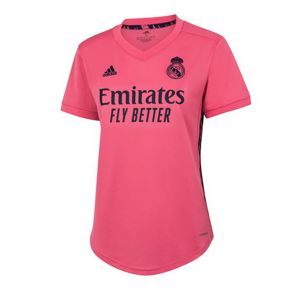 Maillot Foot Pas Cher Real Madrid Exterieur Femme 2020 2021 Rose