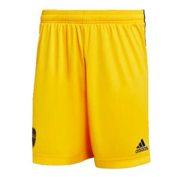 Pantalon Foot Pas Cher Boca Juniors Third 2020 2021 Jaune