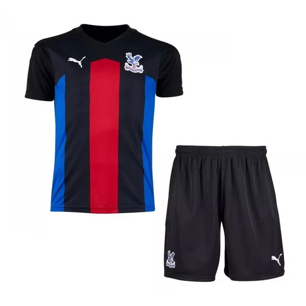 Maillot Foot Pas Cher Crystal Palace Third Enfant 2020 2021 Noir