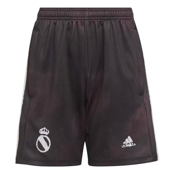 Pantalon Foot Pas Cher Real Madrid Human Race 2020 2021 Noir
